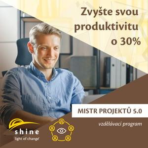 Mistr projektů 5.0