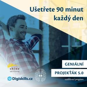Geniální projekťák 5.0
